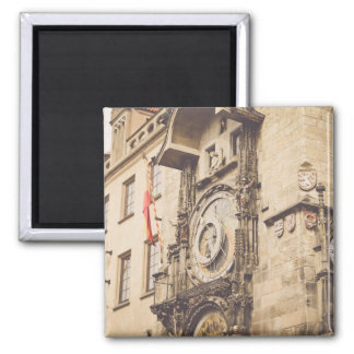 Prague, Czech Republic astronomical clock Magnet