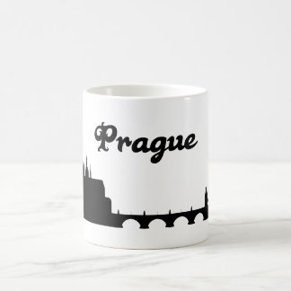 Prague Czech Republic Landmark Gift Mug