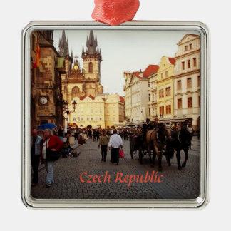 Prague Czech Republic Ornament