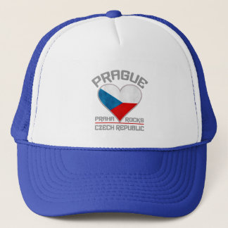 PRAGUE hat - choose color
