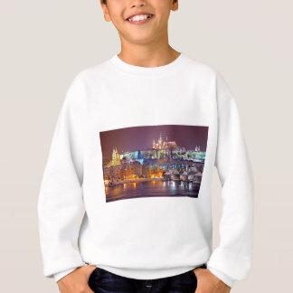 Prague in Winter Sweatshirt