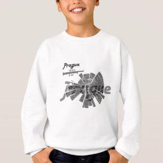 Prague Map Sweatshirt