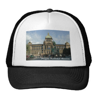 Prague National Museum Hat