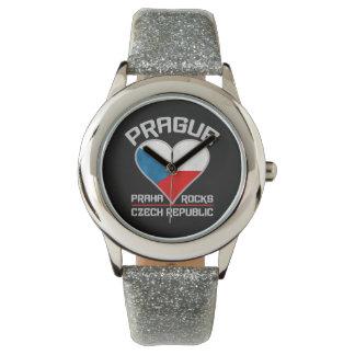 PRAGUE / PRAHA custom watches