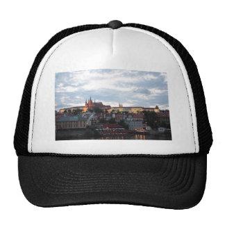 Prague | Praha Mesh Hats