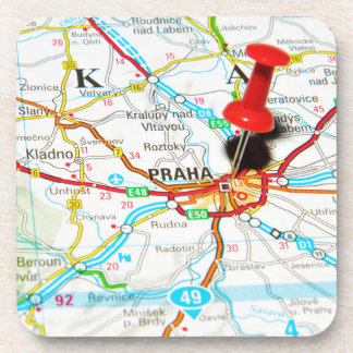 Prague, Praha in Czech Republic Coaster