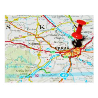 Prague, Praha in Czech Republic Postcard