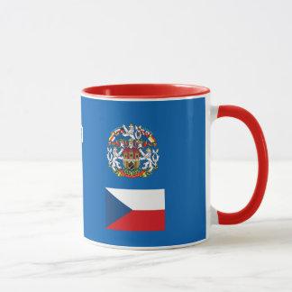 Prague University Mug