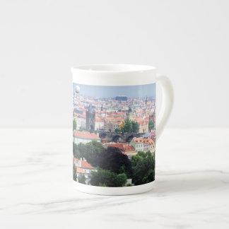 Prague View Tea Cup