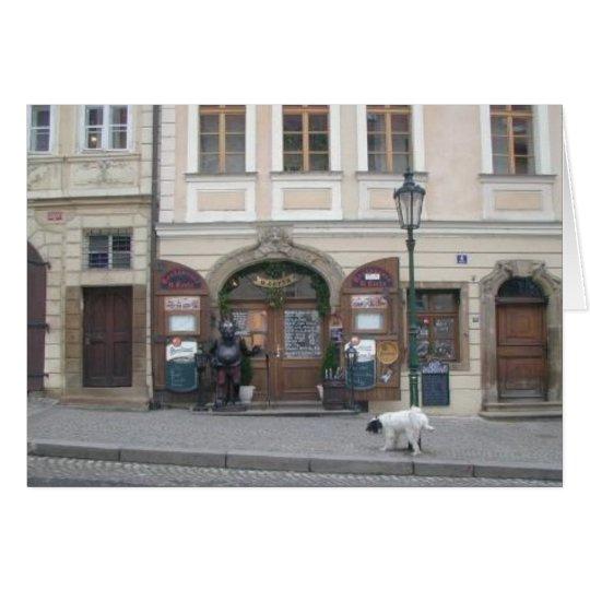 PragueDoggy04 Card