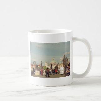 praha-2002 classic white coffee mug