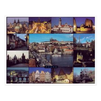 Praha #7 - Postcard