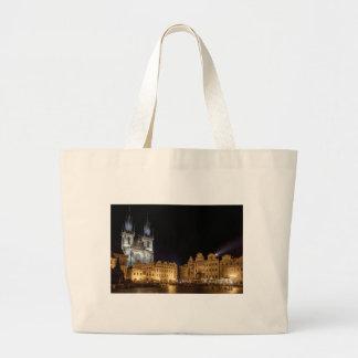 praha canvas bag