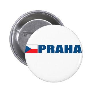 Praha Buttons