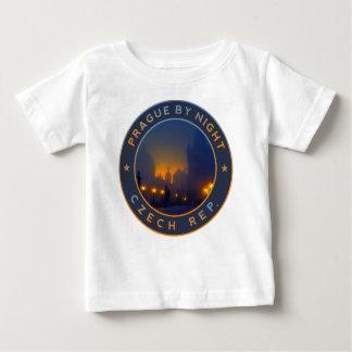 Praha by Night Baby T-Shirt