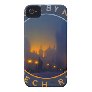 Praha by Night iPhone 4 Case-Mate Cases