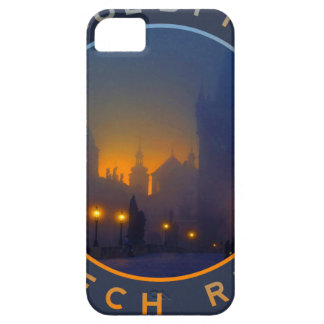 Praha by Night iPhone 5 Covers