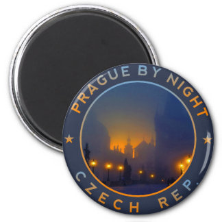 Praha by Night Magnet
