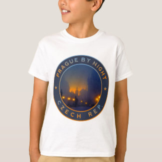 Praha by Night T-Shirt