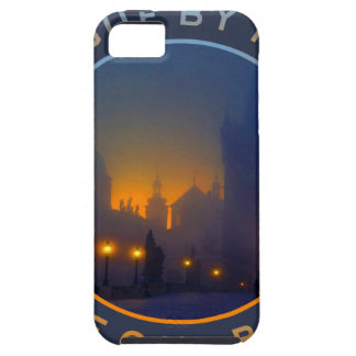 Praha by Night Tough iPhone 5 Case