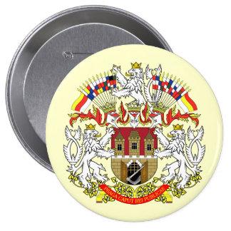 Praha Czech Pinback Button