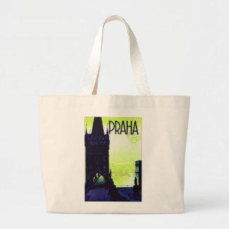 Praha Jumbo Tote Bag