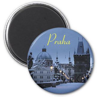 Praha magnet