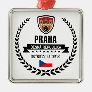 Praha Metal Ornament