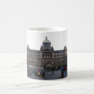 Praha Classic White Coffee Mug