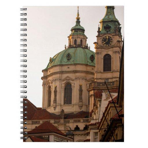Praha Notebook