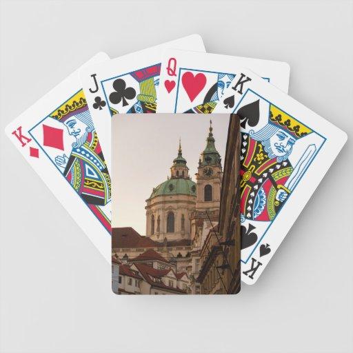 Praha Card Decks