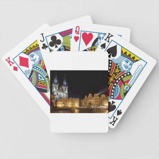 praha poker deck