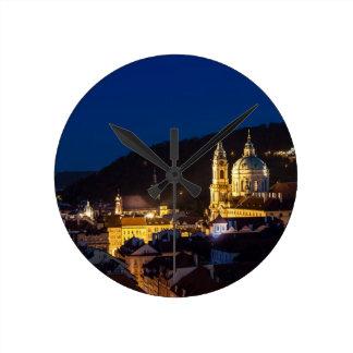 Praha - Prague Wall Clocks