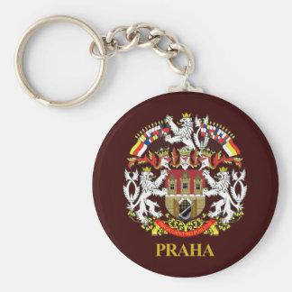 Praha Prague Keychain
