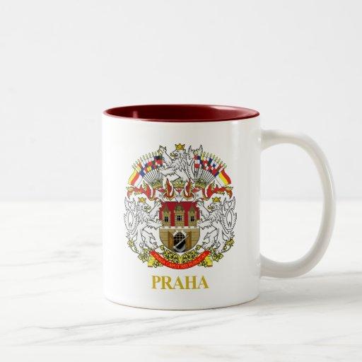 Praha (Prague) Mugs