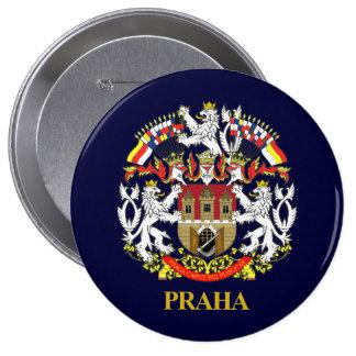 Praha Prague Pinback Buttons