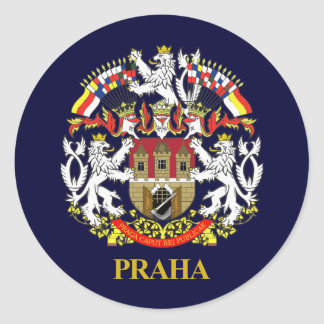 Praha (Prague) Sticker