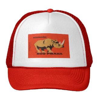 Praha Zoo Prague Hat