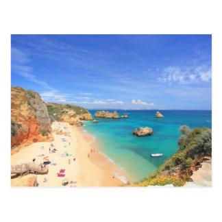 Praia da Dona Ana Postcard