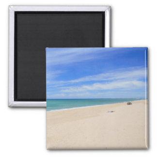 Praia de Faro Magnet