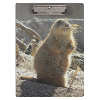 Prairie Dog Clipboard