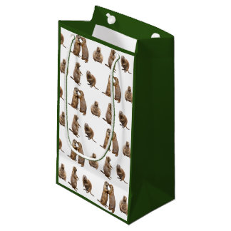Prairie Dog Frenzy Gift Bag