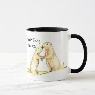 Prairie Dog Kisses Mug