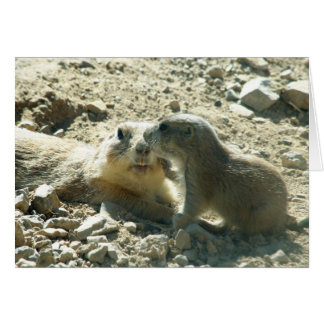 Prairie Dog Mom - Blank Inside Card