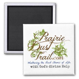 Prairie Dust Trail Magnet