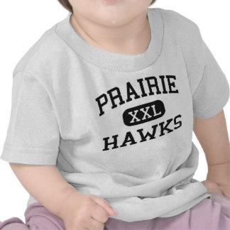 Prairie - Hawks - Junior - Cedar Rapids Iowa Tshirt
