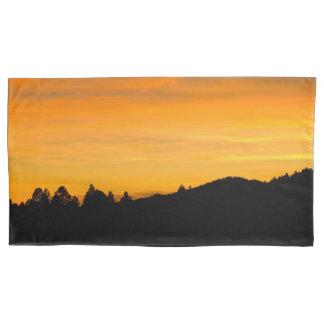 Prairie Hills At Sunset Photograph Pillowcase