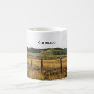 prairie in Colorado Coffee Mug