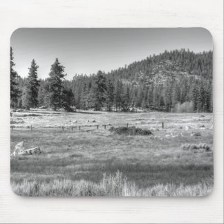 Prairie In South Lake Tahoe Mouse Pads