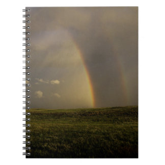 Prairie Rainbow Notebooks